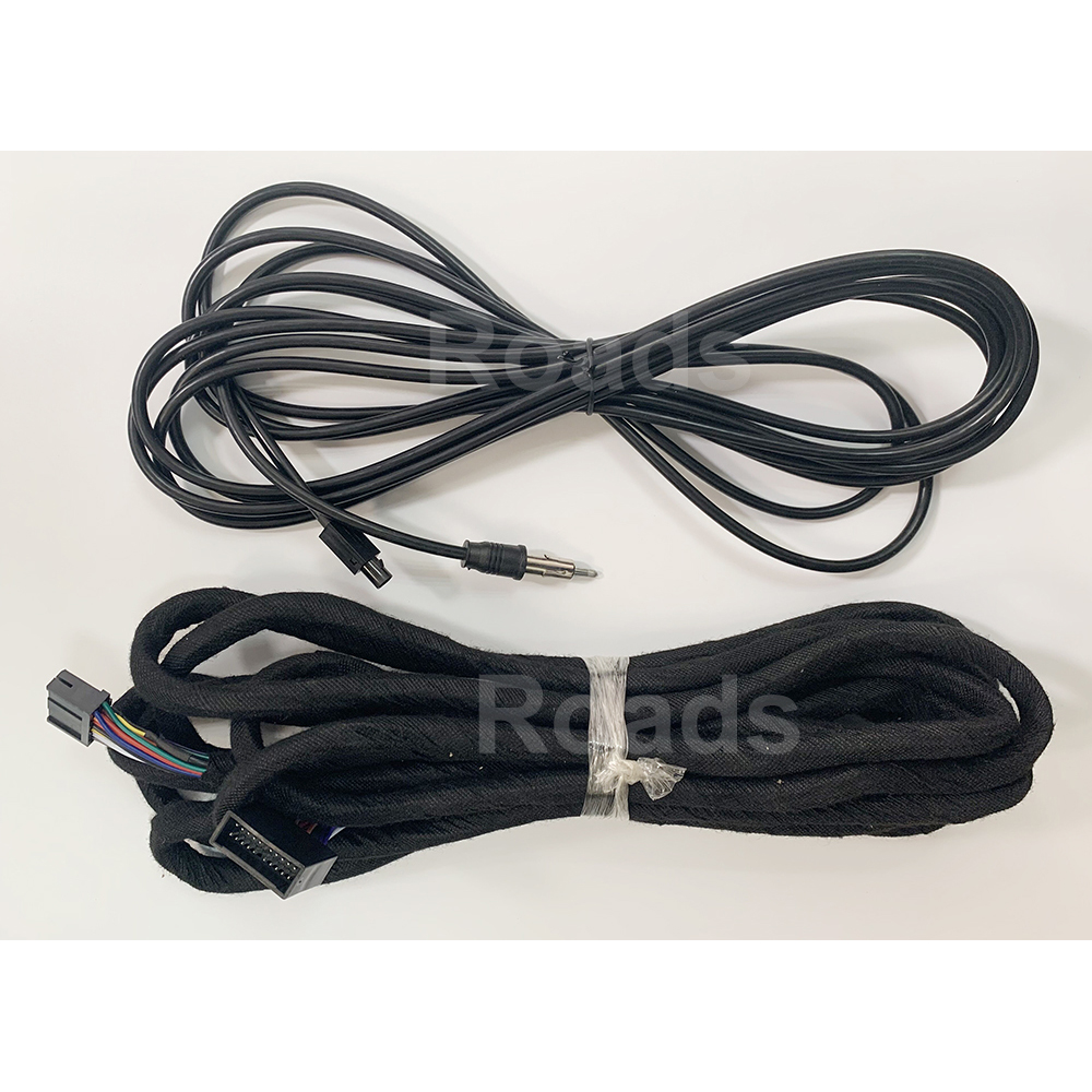 6M Power cable for our Car DVD Player only fit our Car DVD