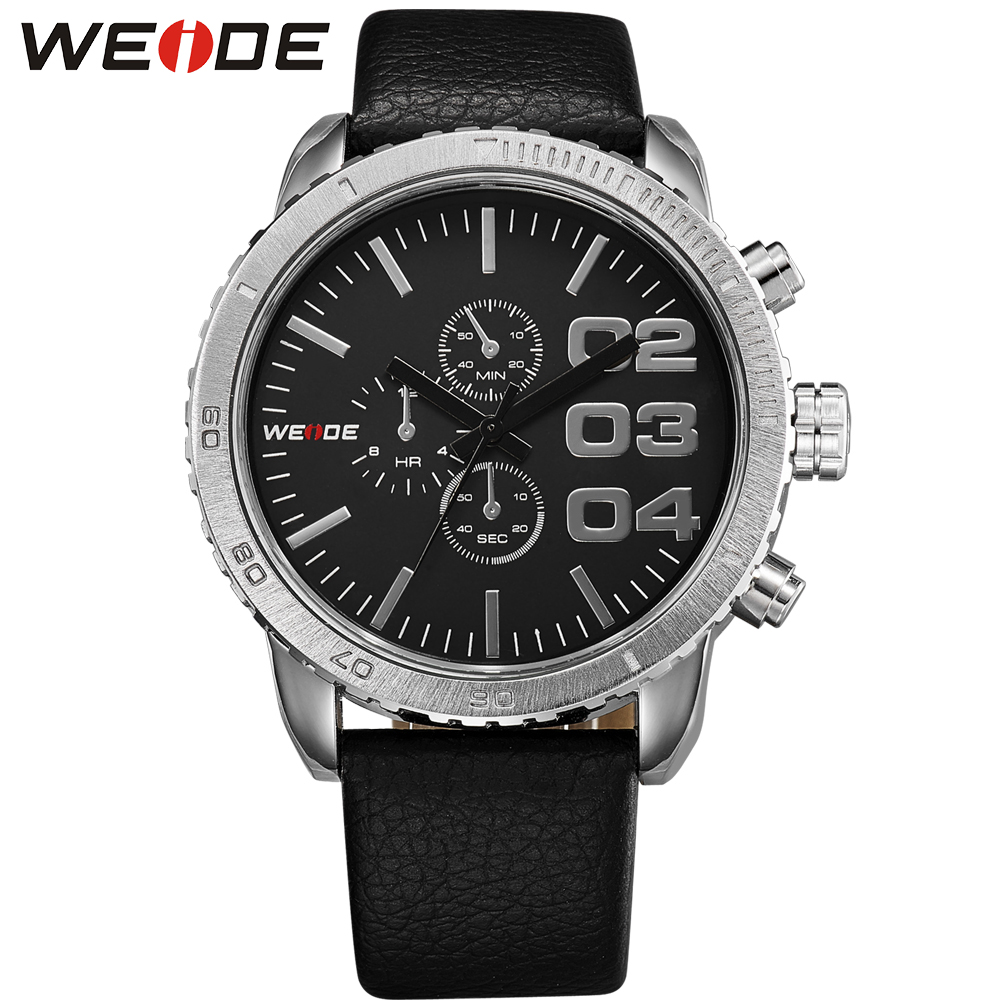 weide fashion & casual digital Electronic watches for men leather strap in quartz watches luxury sport watch waterproof military weide men watch quartz contracted watch stainless steel date sport in digital watches led round big dial luxury fashion casual