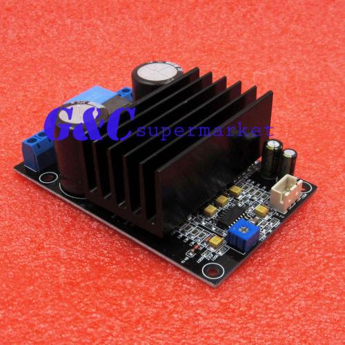 IRS2092 CLASSE D Audio Receiver Kit AMPLIFICADOR de 200 W Montado Placa MONO Amplificador de Potência