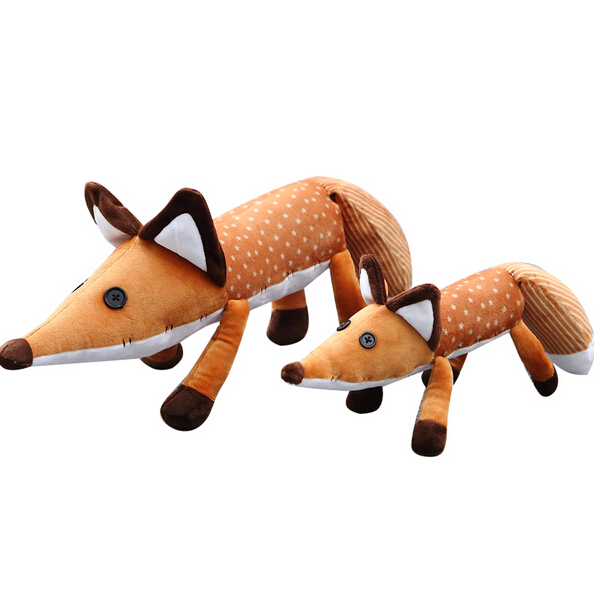 1pc 42cm The Little Prince and the Fox Plush Toy Stuffed Animals Plush Education Toys for Baby Children's Doll Home Decoration little baby girls dresses summer 2015 customes kids clothes children dress toddler clothing lace red deguisement vetement enfant