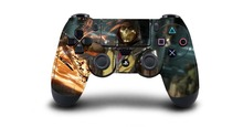 1pc Mortal Kombat 11 PS4 Skin Sticker Decal For Sony PS4 Playstation 4 Dualshouck 4 Game PS4 Slim Pro Controller Sticker