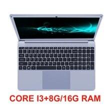 Yepo core i3 15.6 polegadas portáteis de jogos com 8g 16g ram 256/512g/1 tb ssd computador portátil notebook ultrabook
