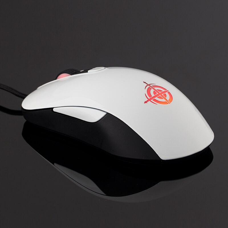 Envío gratis Hongsund MG1 atado con alambre ratón CF LOL - Periféricos de la computadora - foto 3