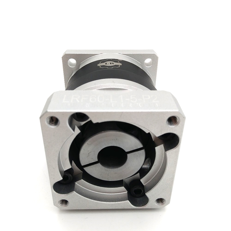 Planetary Gear Reducer Ratio 10:1 Max Torque 24Nm High Precision NEMA 24 Speed Reducer for 60mm Servo Motor LRF60-10 New 25 1 gear ratio planetary servo motor reducer nema24