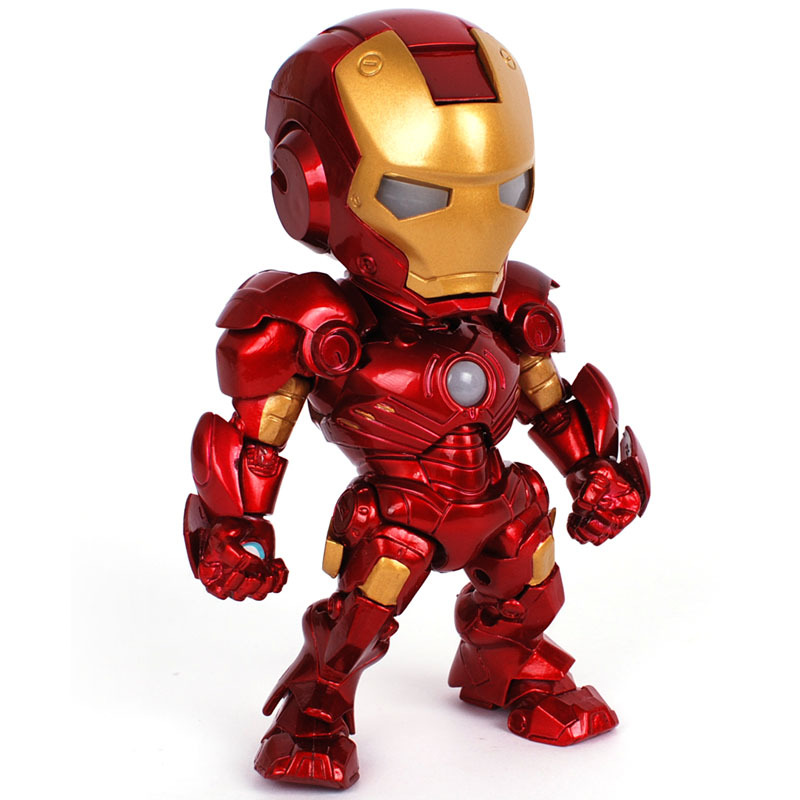 Source product reviews online shopping source product - Mini iron man ...