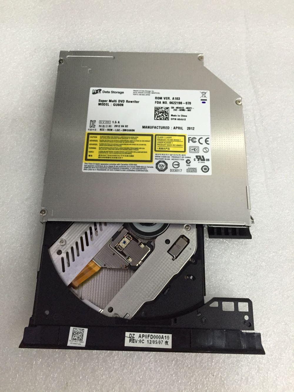 CD DVD Burner Escritor ROM Drive para Dell Latitude E6320 E6330 E6420 E6430 E6520 E6530