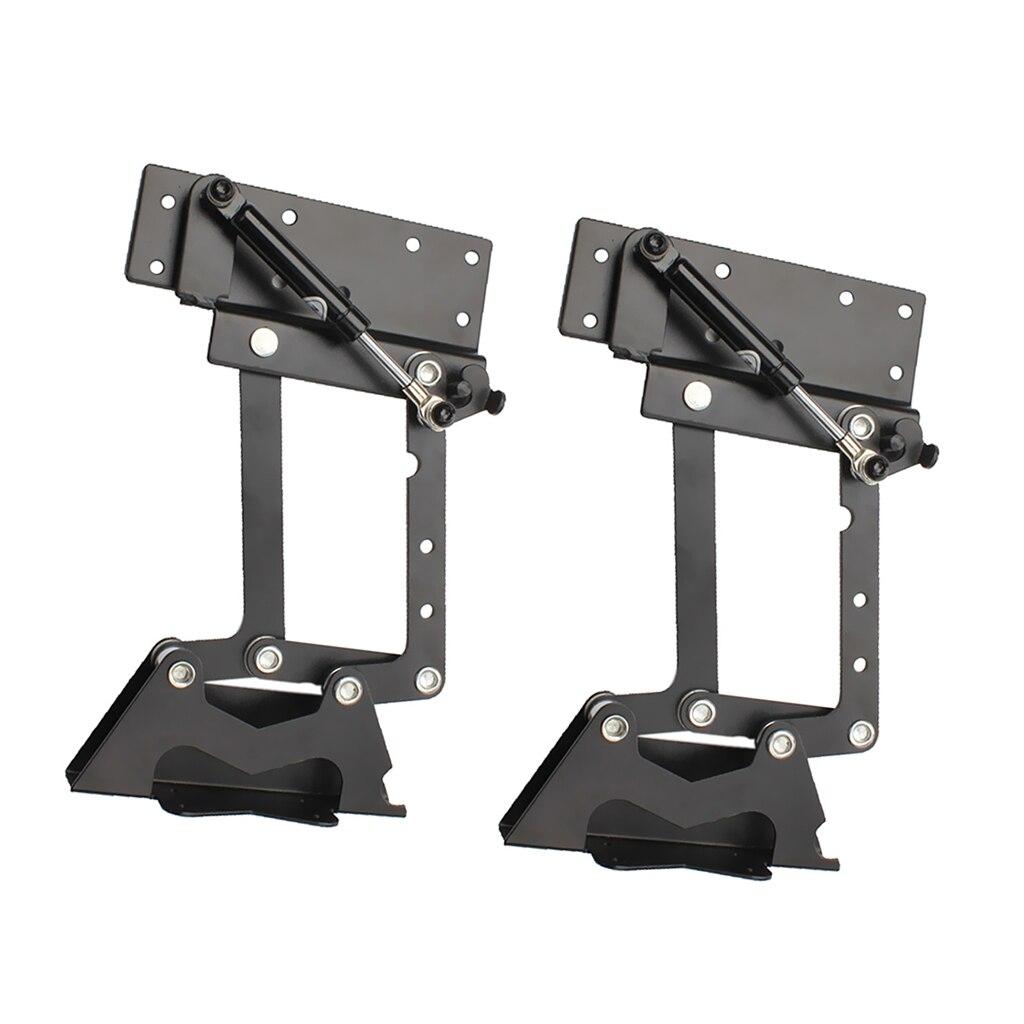 Lift Up Coffee Table Mechanism Hardware Furniture Pneumatic Spring Hinge