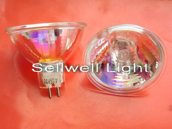 Halogenová žárovka 24v 50w mr16 12 světelný pohár a597 vysoce kvalitní osvětlení prodávajícího