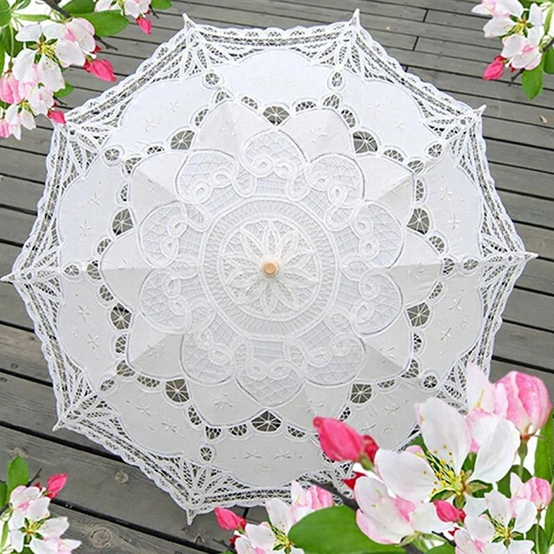 novo guarda-chuva feito à mão para decoração de natal ob