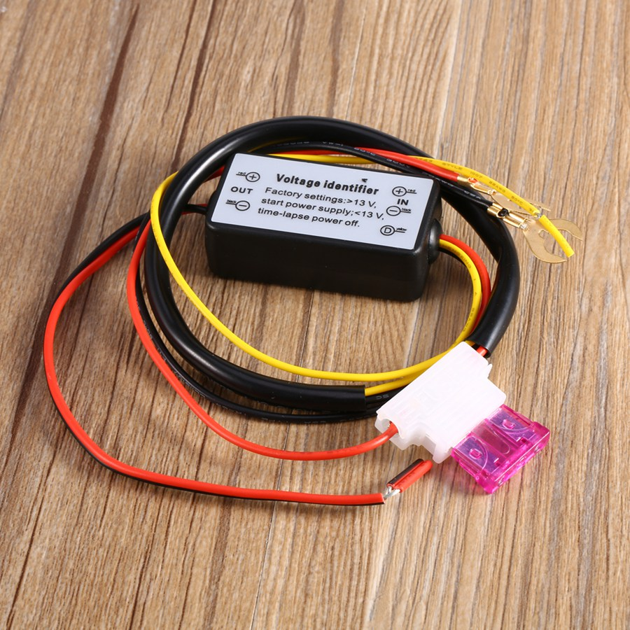 Auto Car Led Daytime Running Lights Controller Relay Harness Dimmer On/off 12-18v Fog Light Controller Reputation First Atv,rv,boat & Other Vehicle Automobiles & Motorcycles