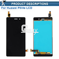 Good qality For Huawei P8 Lite LCD Display+Touch Screen Original Digitizer Glass Panel Replacement For Huawei Ascend P8 Lite