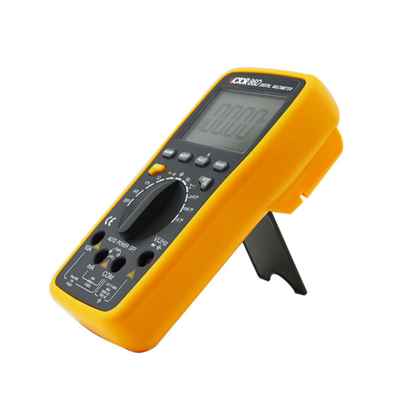 Digital Multimeter Meter VC86D Victor Multimeter VC30274 with RS232 USB and English Manual