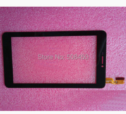 New Touch screen Digitizer For 7 Explay D7.2 3G Tablet Outer Touch panel Glass Sensor replacement Free Shipping new capacitive touch screen digitizer cg70332a0 touch panel glass sensor replacement for 7 tablet free shipping