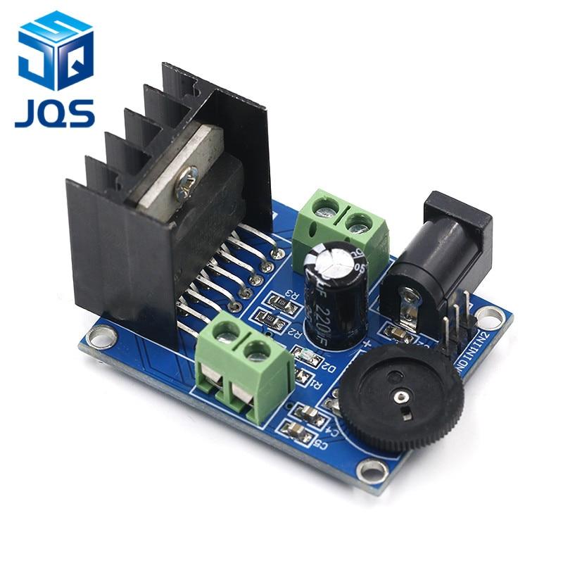 DC 6 To 18V TDA7297 Power Amplifier Module Audio Amplifier Module Double Channel 10-50W