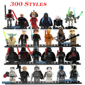 kaygoo Star Series Wars DIY Figures Gift