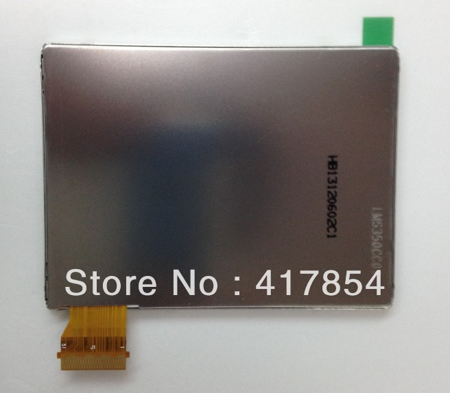 Free shipping 3.5'' inch TFT LCD LMS350CC01 For Symbol MC75A MC55A0 MC65 MC67 LCD DISPLAY Screen Panel 3 8 inch lcd display screen for symbol mc9062 handheld barcode scanner lcd screen display panel free shipping