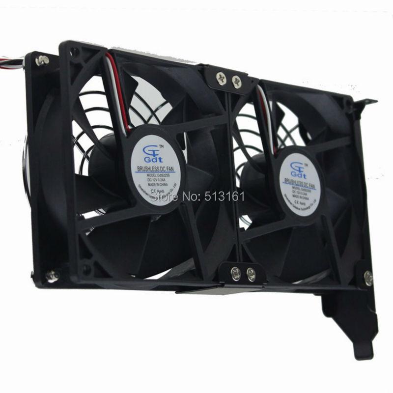 double fan 90mm 2