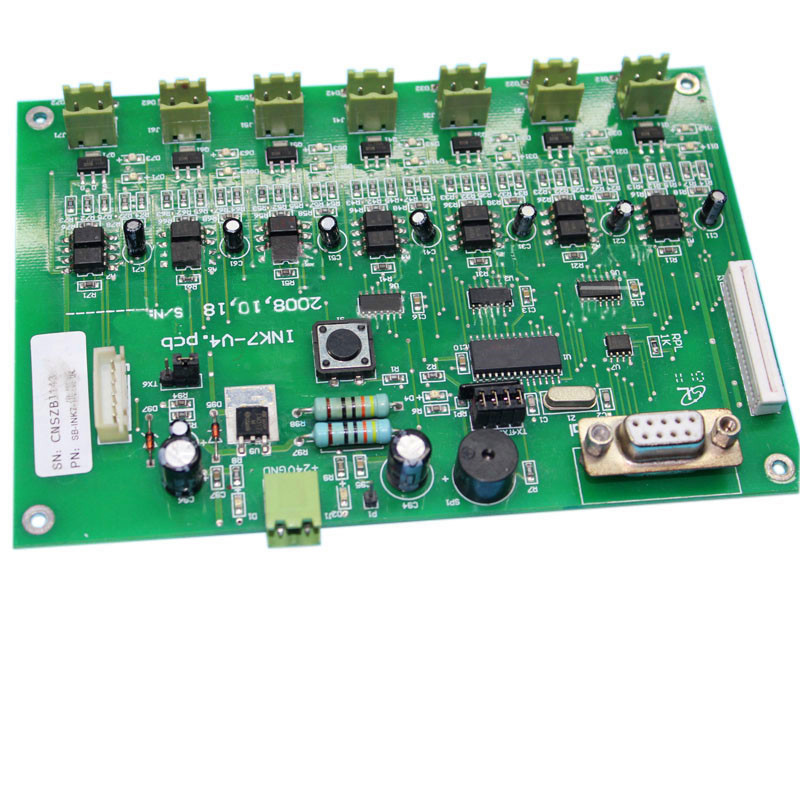 все цены на WIT-COLOR Ink Supply Control Board For 720T/860/980/1000/2000/3000/4000 Printer онлайн
