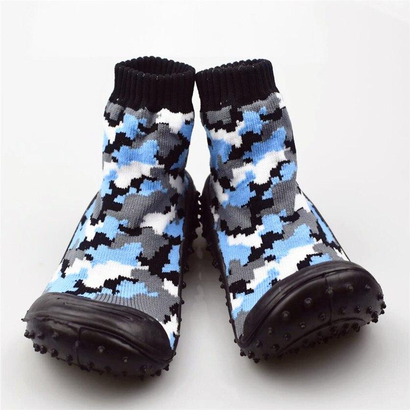 Нескользящие Детские носки Обувь для новорожденных Мягкий хлопок Носки для девочек детские носки Обувь для мальчиков для От 0 до 2 лет для маленьких мальчиков