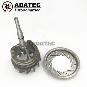 Turbine nozzle ring GT1549P turbolader 707240 turbo VGT 0375J4 0375J5 0375H0 nozzle ring for Peugeot 807 2.2 HDi 128 HP DW12TED4