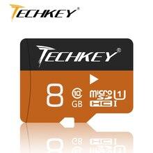 Micro SD Memory Card Real Capacity 4GB 8GB 16GB 32GB Yellow Microsd TF Memory card Flash Drive Memory Stick Free Shiping