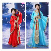 Chinese ancient costume Costume Hanfu Women's Royal Loading Traditional China Tang suit hanfu cosplay