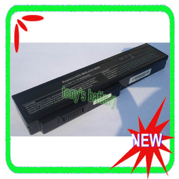 6Cell Laptop Battery for ASUS A33-M50 M50 M50V M50Q M50S M50Sa M50Sr M50Sv M50Vm M60Vp M70Sa M70Sr image