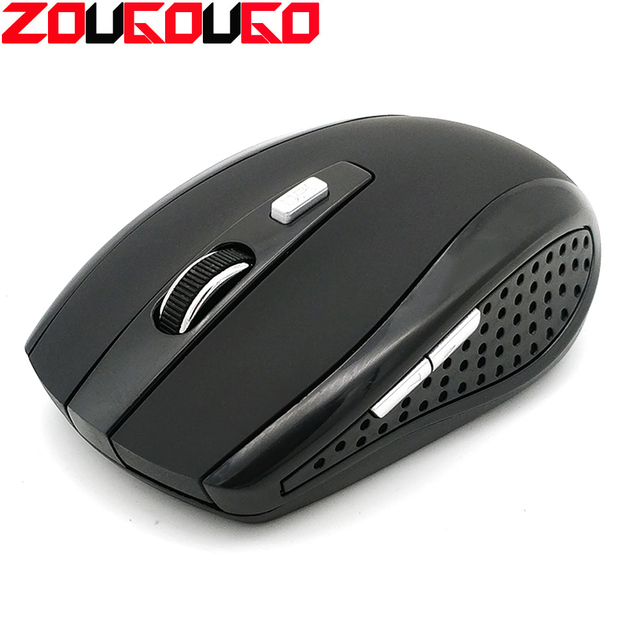 2.4GHz Wireless Gaming Mouse 6 Keys USB Receiver 2000 DPI Gamer Mice For PC Laptop