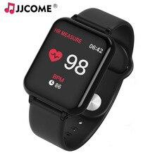 B57 Smart Band Waterproof Blood Pressure Watch Sleep Monitor SmartBand Music Player Fitness Bracelet Activity Tracker Wristband