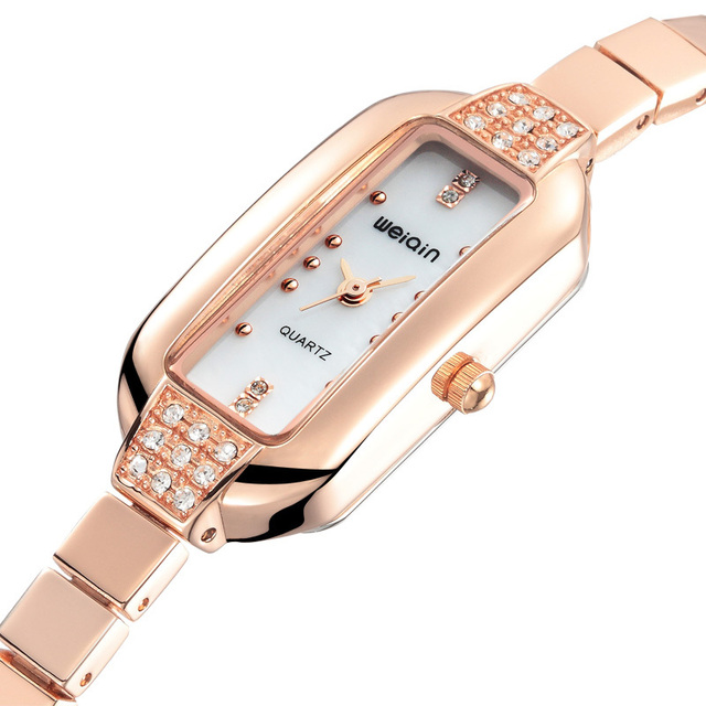 The 2013 fashion bracelet ladies watch~ personalized rhinestone square table women's watch