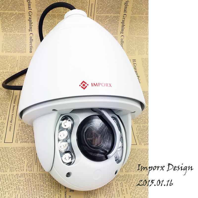 PTZ 1080p 20X Zoom IP IR auto tracking camera with 150m IR distance Outdoor Security Cam auto tracking ptz full hd1080p ir ip camera with 8g sd card 20x zoom camera