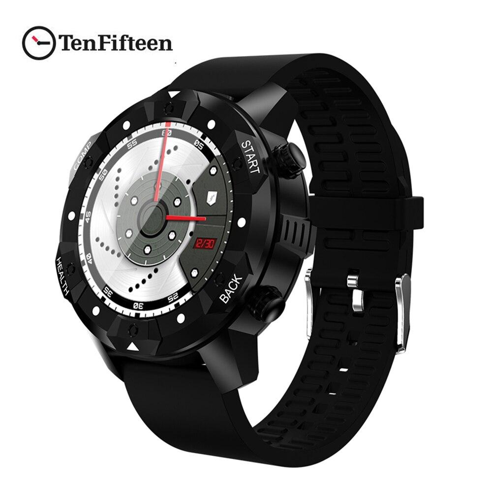 TenFifteen F3 3G Smartwatch Phone IP67 Waterproof 1.39 inch Android5.1 MTK6580 Quad Core 1.3GHz 1GB RAM 16GB ROM GPS Smart Watch