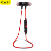 Original Awei A920BL Smart Wireless Bluetooth 4 0 Sports Stereo Music Earphone In Ear Headset Noise