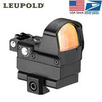 DP-Pro 1X Tactical Red Dot Reflex Sight Scope Hunting Mounts For Pistol US Overseas Warehouse