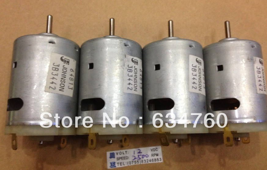 Spot supply DC 540 12V micro motor