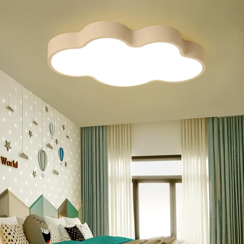 Cloud Ceiling Lights Kids Room Lighting Children Ceiling