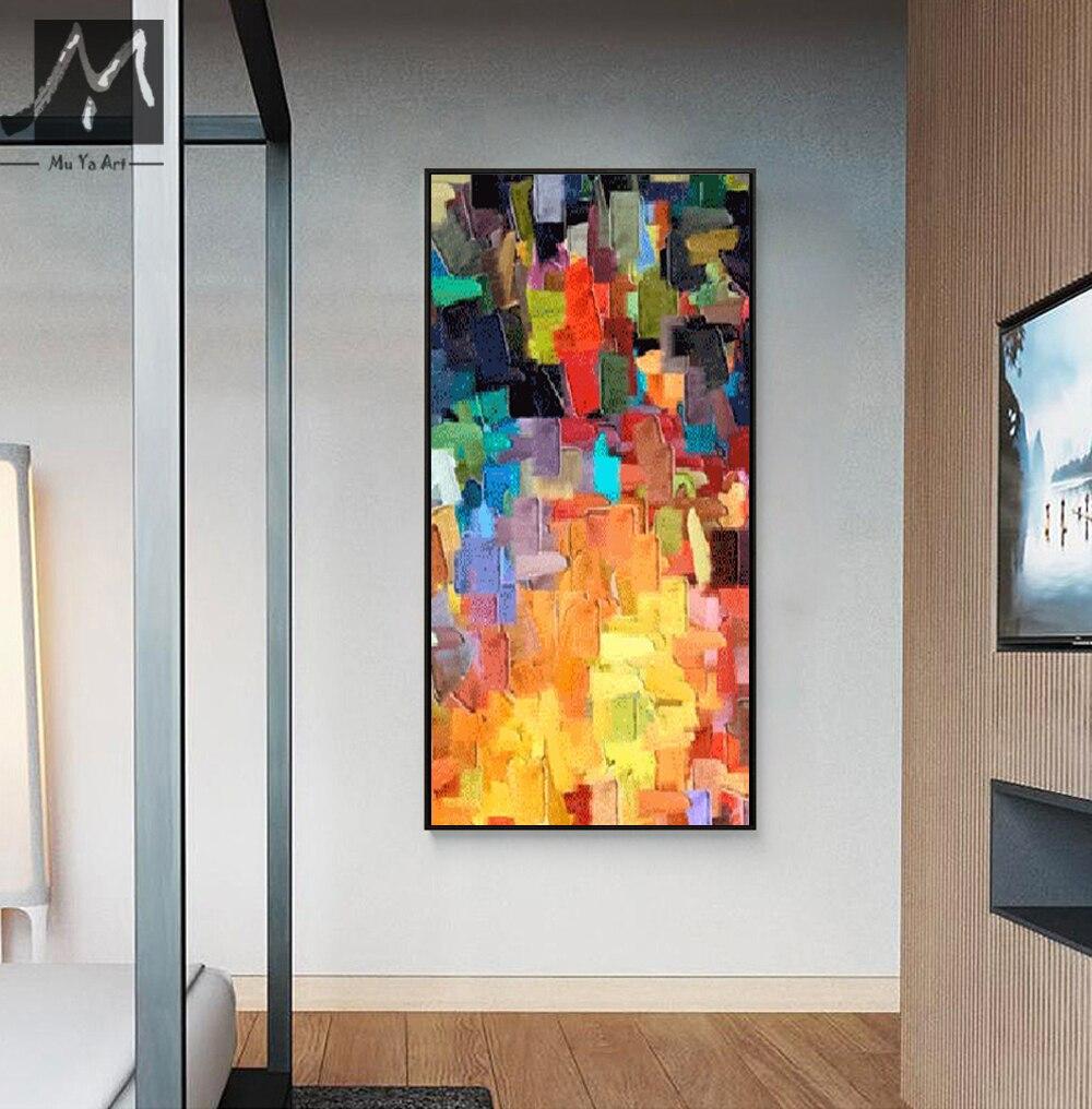 Cuadros Decorativos Modernos Abstractos Cuadros Modernos Pinturas - Cuadros-modernos-decorativos