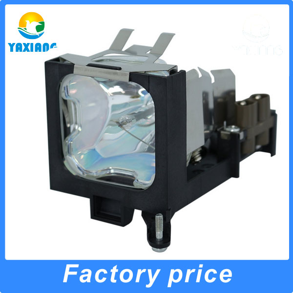 Compatible POA-LMP78 / 610-317-7038 Projector lamp for Sanyo PLC-SW31 PLC-SW36 projectors with housing compatible projector lamp for sanyo 610 282 2755 poa lmp24 plc xp17 plc xp17e plc xp17n plc xp18 plc xp18e plc xp18n plc xp20