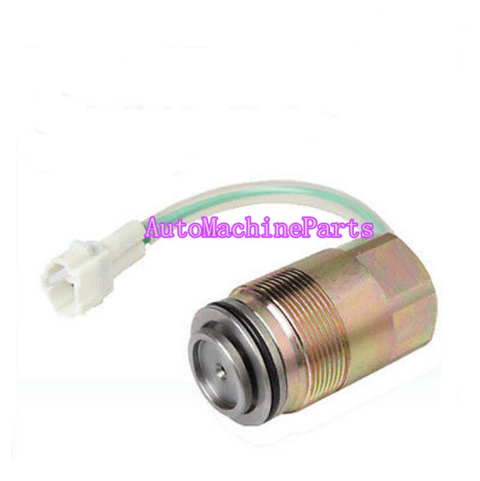 Fit for KOBELCO SK200-3 Hydraulic Pump Solenoid Valve 609-74211200 YN35V00004F1