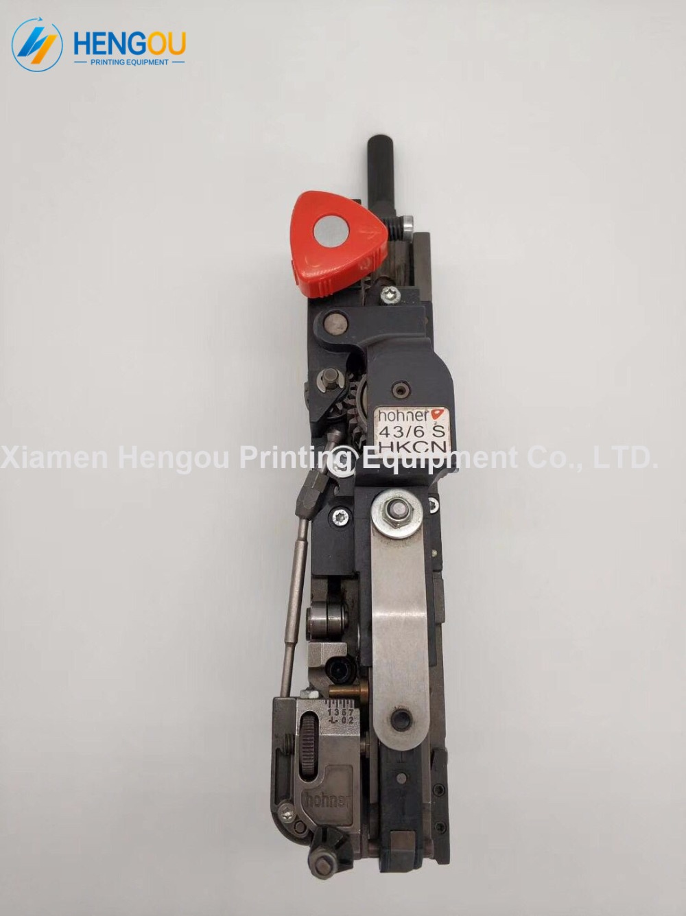 1 Piece DHL Free Shipping 43/6S Narrow Binding Head 43/6S Hohner Stitching Head цена