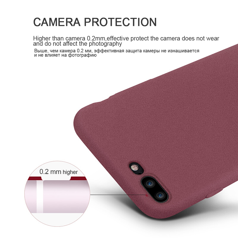 US $1 99 20% OFF|LECAYEE Phone Protection Case for Xiaomi Max 2 Mi A1 6 5X  5s Plus Software Case Back Cover for Redmi Note 5A Prime 5 Plus 4X 5A-in