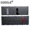 Русская клавиатура GZEELE для DNS Clevo W650 W650SRH W655 W650SR W650SC R650SJ W6500 W650SJ w655sc w650sh MP-12N76SU-4301 RU BLACK
