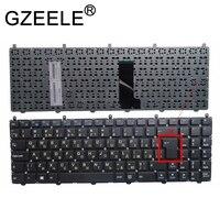 GZEELE RUSSIAN Keyboard for DNS Clevo W650 W650SRH W655 W650SR W650SC R650SJ W6500 W650SJ w655sc w650sh MP 12N76SU 4301 RU BLACK|ru keyboard|dns keyboardkeyboard clevo -