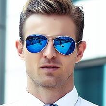 Sunglasses Men's Vintage Sunglasses Ms. Frame Glare Pilot