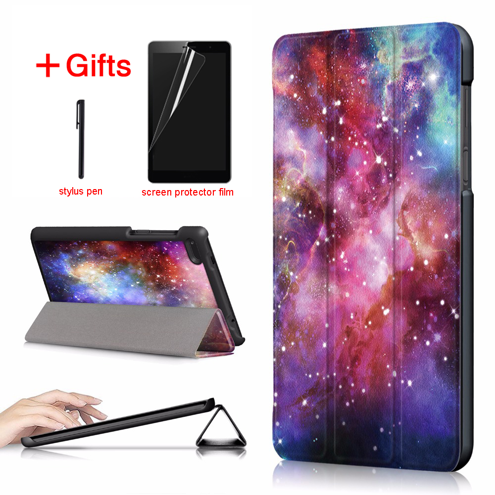 Slim Magnetic cover Case For Lenovo tab 7 Essential TB-7304x TB-7304I TB-7304f 7Cover For Lenovo Tab 4 7 Essential case qosea for lenovo tab 7 essential 2017 tb 7304 7304f 7304i 7304x pu leather smart stand case 7 0 inch tablet pc stand back cover