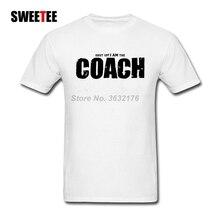 991edd69 XS-3XL Muay Thai Coach T-Shirt Man Short Sleeve Cotton Tee Shirts Guys