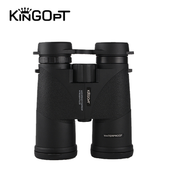 KINGOPT waterproof powerful 10x42 wide angle hd Zoom Binoculars noght vision Telescope for Hunting and traveling