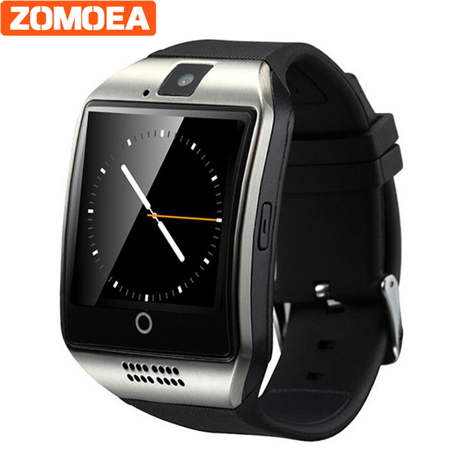 q18 bluetooth smart watch for android phone support sim. Black Bedroom Furniture Sets. Home Design Ideas