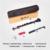Nueva PROGO JIEYANG JY0506B aluminio Monopie Profesional De Vídeo y Cámara Cabeza Del Trípode Bolsa de Transporte JY0506 Actualiza altura 1880mm