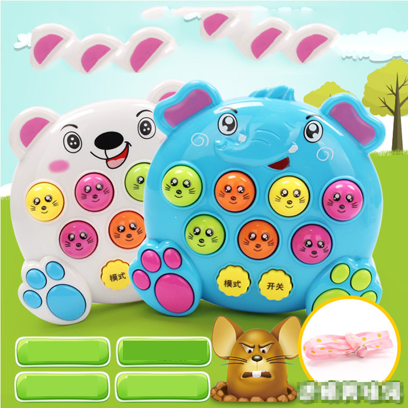 Dashing New 2 Types Music Playing Hamster Toy Special New Large Electric Toy Children's Game Consoles Paternity Toy Gift For Children